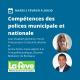 Webinaire – Compétences des polices municipale et nationale : en finir avec le mélange des genres